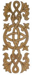 Орнаменты для резьбы по дереву, арабеска